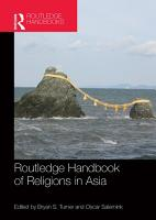 Routledge Handbook of Religions in Asia PDF