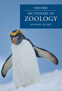A Dictionary of Zoology PDF