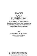 Slang and Euphemism PDF