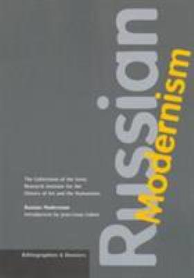 Russian Modernism PDF