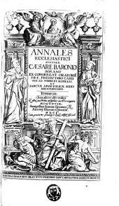 Annales ecclesiastici: Volumes 3-4