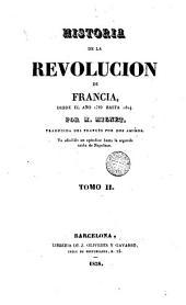 Historia de la Revolución de Francia: desde al año 1789 hasta 1814