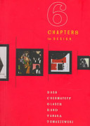 Six Chapters in Design