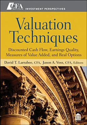 Valuation Techniques PDF
