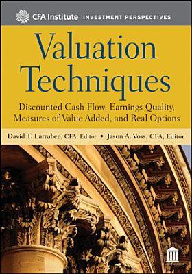 Valuation Techniques PDF
