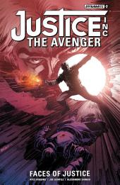 Justice Inc: The Avenger - Faces Of Justice #2 (Of 5)