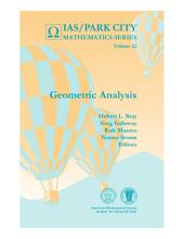Geometric Analysis
