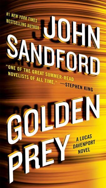 Download Golden Prey Book