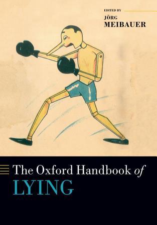 The Oxford Handbook of Lying PDF