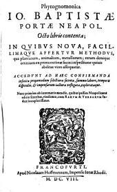 De humana physiognomonia Libri IV