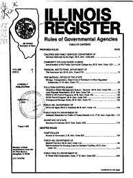 Illinois Register PDF