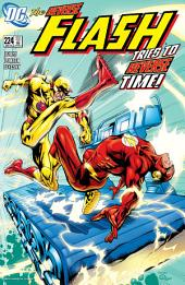 The Flash (1987-) #224