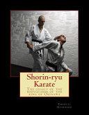 Shorin-Ryu Karate (Economic Edition)
