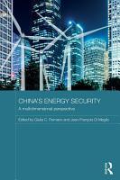 China s Energy Security PDF