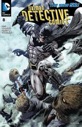 Detective Comics (2011- ) #8