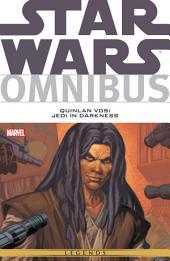 Star Wars Omnibus Quinlan Vos Jedi in Darkness: Volume 1