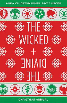 The Wicked   The Divine Christmas Annual  1