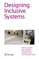 Designing Inclusive Systems PDF