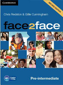 face2face Pre-intermediate Class Audio CDs (3)
