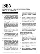 Bolet  n ISBN  PDF