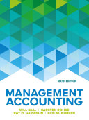 EBOOK: Management Accounting, 6e