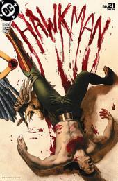 Hawkman (2002-) #21