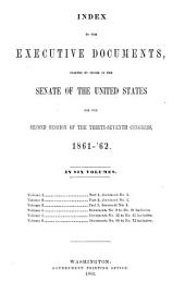 Senate Documents: Volumes 170-171; Volume 176