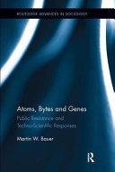 Atoms  Bytes and Genes PDF