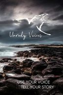 Unruly Voices Journal - Rocky Coast (grid)