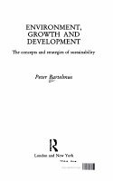 Environment  growth  and development PDF