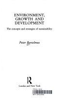 Environment  Growth  and Development PDF