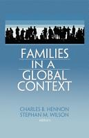 Families in a Global Context PDF