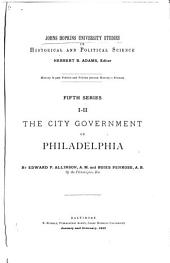 The City Government of Philadelphia