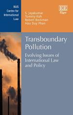 Transboundary Pollution