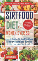 Sirtfood Diet For Women Over 50 Book PDF