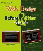 Web Design Before and After Makeovers PDF