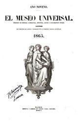 La Ilustración española y americana: Volumen 9