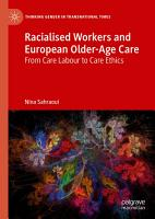 Racialised Workers and European Older Age Care PDF