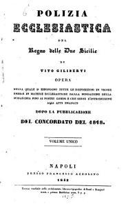 Polizia Ecclesiastica Del Regno Delle Due Sicilie PDF