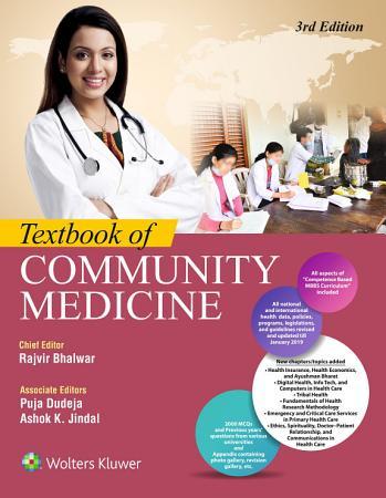 Textbook of Community Medicine PDF