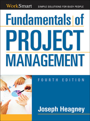 Fundamentals of Project Management PDF