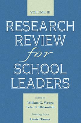 Research Review for School Leaders PDF