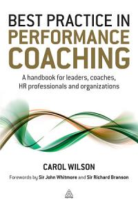 Best Practice in Performance Coaching Book