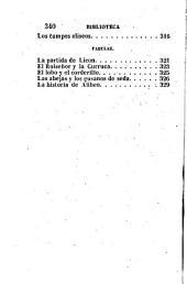 Coleccion de fragmentos escogidos de Fenelon: ó de los pasages [sic] más interesantes por los pensamientos ó por la locucion
