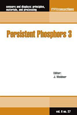 Persistent Phosphors 3