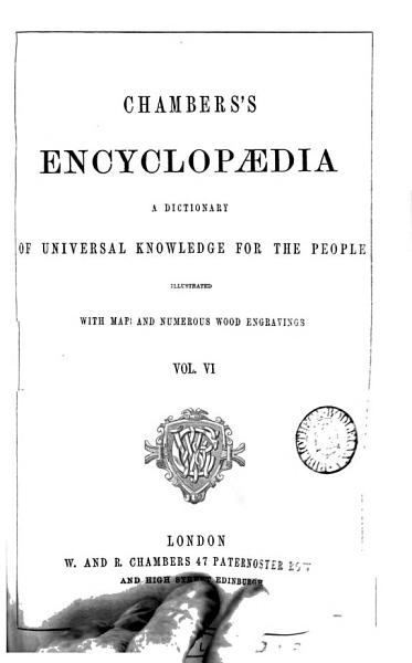 Download Chambers s encyclop  dia Book