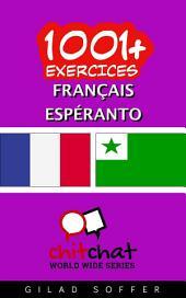 1001+ Exercices Français - Espéranto