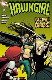 Hawkgirl (2006-) #61