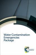 Water Contamination Emergencies Package