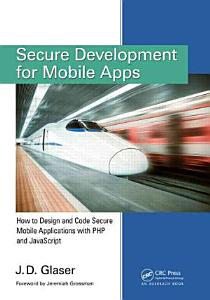 Secure Development for Mobile Apps PDF